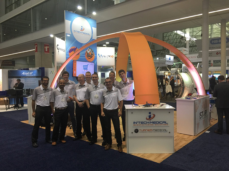 lntech medical booth