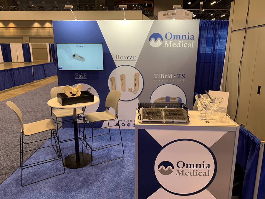 Omnia Medical Tradeshow