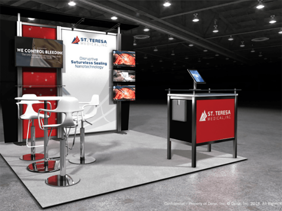 St Teresa Medical Tradeshow